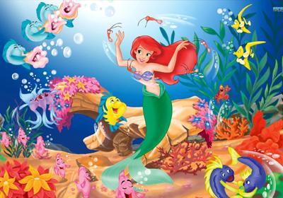Little Mermaid Aerial Fabulous Party